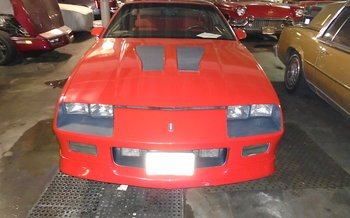 1987 Chevrolet Camaro Z/28 Coupe for sale 100925851