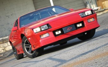 1987 Chevrolet Camaro Coupe for sale 100814622