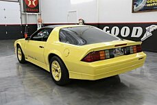 1987 Chevrolet Camaro Coupe for sale 100946954