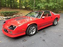 1987 Chevrolet Camaro Coupe for sale 100988512