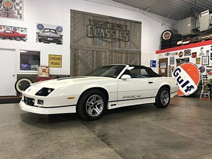 1987 Chevrolet Camaro Convertible for sale 101034287