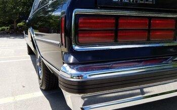 1987 Chevrolet Caprice Classic Brougham Sedan for sale 100784374