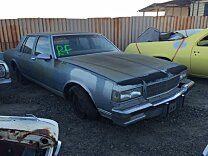 1987 Chevrolet Caprice for sale 100758883