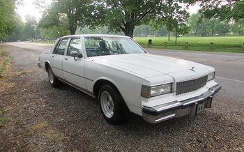 1987 Chevrolet Caprice for sale 100877042