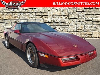 1987 Chevrolet Corvette Coupe for sale 100754307