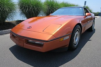 1987 Chevrolet Corvette Coupe for sale 100887709