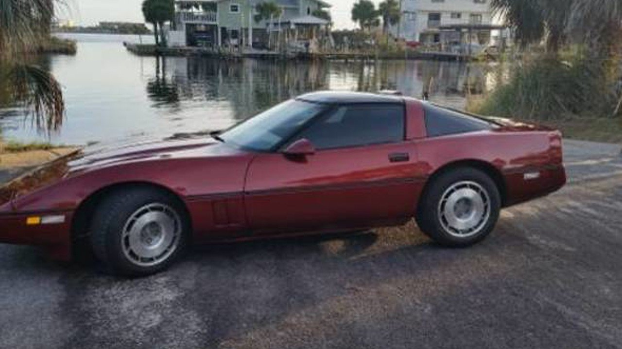 1987 Chevrolet Corvette Coupe for sale 100924400