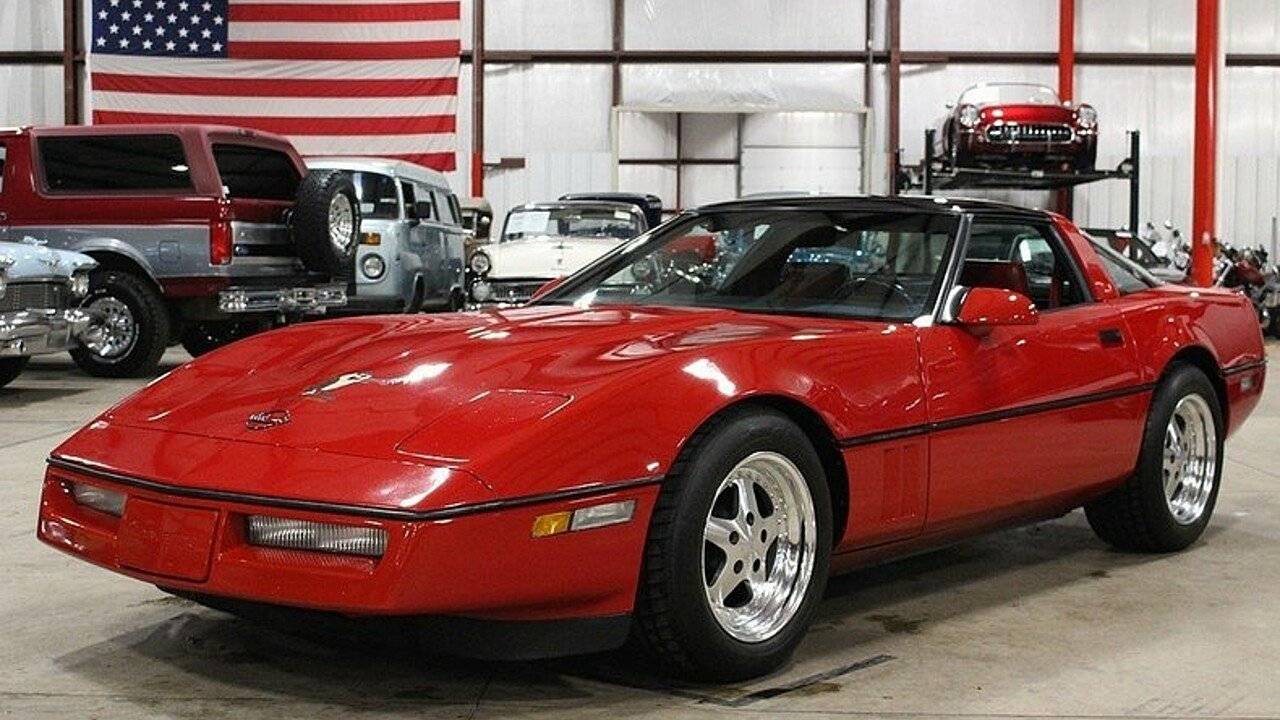 1987 Chevrolet Corvette Coupe for sale 100952558