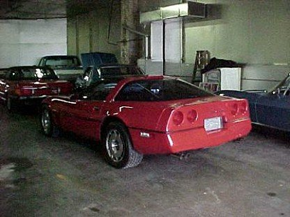 1987 Chevrolet Corvette for sale 100727619