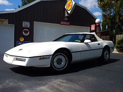 1987 Chevrolet Corvette for sale 100731365