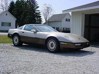 1987 Chevrolet Corvette for sale 100737323