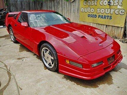 1987 Chevrolet Corvette Coupe for sale 100780960