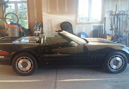 1987 Chevrolet Corvette Convertible for sale 100879111