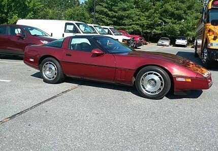 1987 Chevrolet Corvette Coupe for sale 100888588