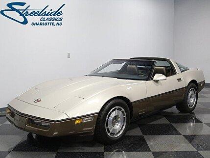 1987 Chevrolet Corvette Coupe for sale 100915528