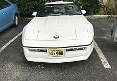 1987 Chevrolet Corvette for sale 100922950