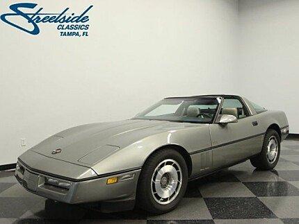 1987 Chevrolet Corvette for sale 100930435
