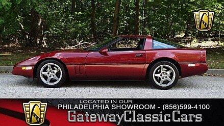 1987 Chevrolet Corvette Coupe for sale 100932180