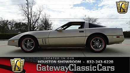 1987 Chevrolet Corvette Coupe for sale 100965670
