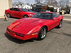 1987 Chevrolet Corvette Coupe for sale 100968983