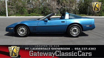 1987 Chevrolet Corvette Coupe for sale 100970693