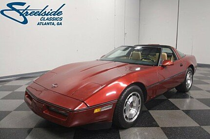 1987 Chevrolet Corvette Coupe for sale 100975816