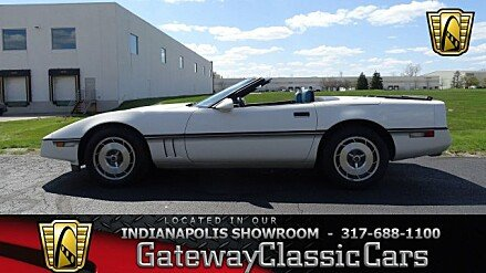 1987 Chevrolet Corvette Convertible for sale 100985004