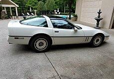 1987 Chevrolet Corvette Coupe for sale 100990539