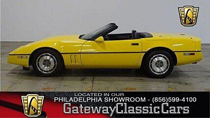 1987 Chevrolet Corvette Convertible for sale 101034203