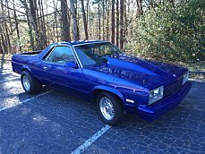 1987 Chevrolet El Camino for sale 100741536