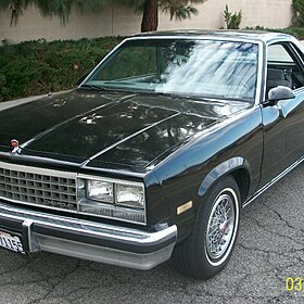 1987 Chevrolet El Camino V8 for sale 100850442