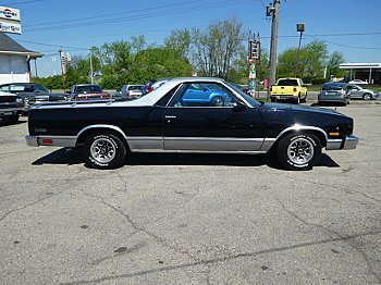1987 Chevrolet El Camino V8 for sale 100985192