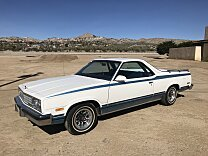 1987 Chevrolet El Camino V8 for sale 101053844