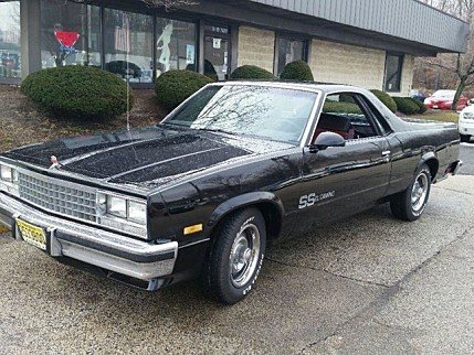 1987 Chevrolet El Camino for sale 100818533