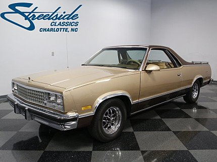 1987 Chevrolet El Camino V8 for sale 100909125