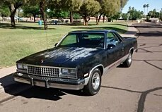1987 Chevrolet El Camino for sale 100952693