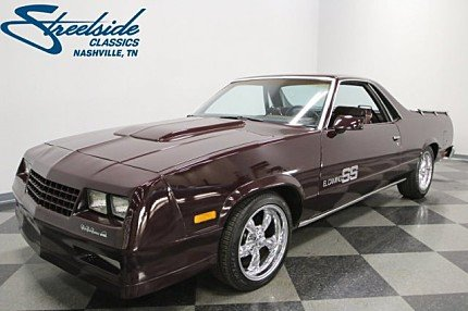 1987 Chevrolet El Camino for sale 100955101