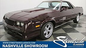 1987 Chevrolet El Camino V8 for sale 100980844