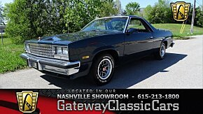 1987 Chevrolet El Camino V8 for sale 100983609