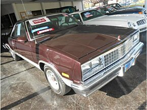 1987 Chevrolet El Camino V8 for sale 101024999