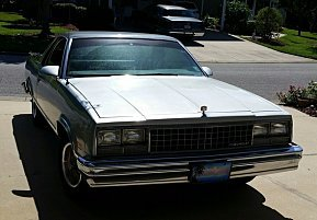 1987 Chevrolet El Camino V8 for sale 101051367