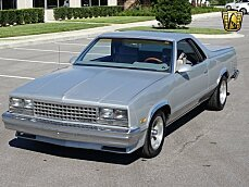 1987 Chevrolet El Camino V8 for sale 101051927