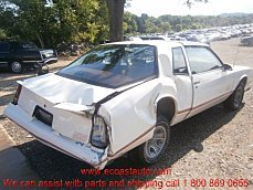 1987 Chevrolet Monte Carlo SS for sale 100290449