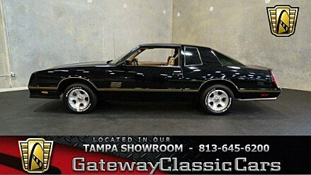 1987 Chevrolet Monte Carlo SS for sale 100751139