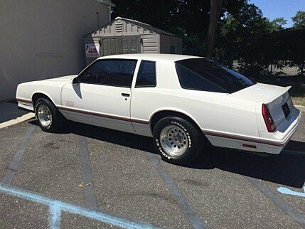 1987 Chevrolet Monte Carlo SS for sale 100781759