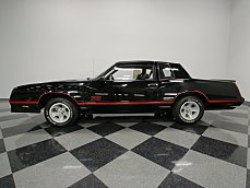 1987 Chevrolet Monte Carlo SS for sale 100782138