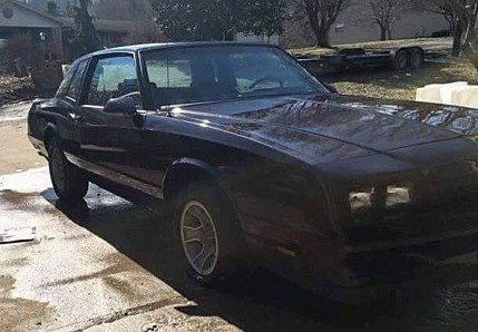 1987 Chevrolet Monte Carlo for sale 100792468