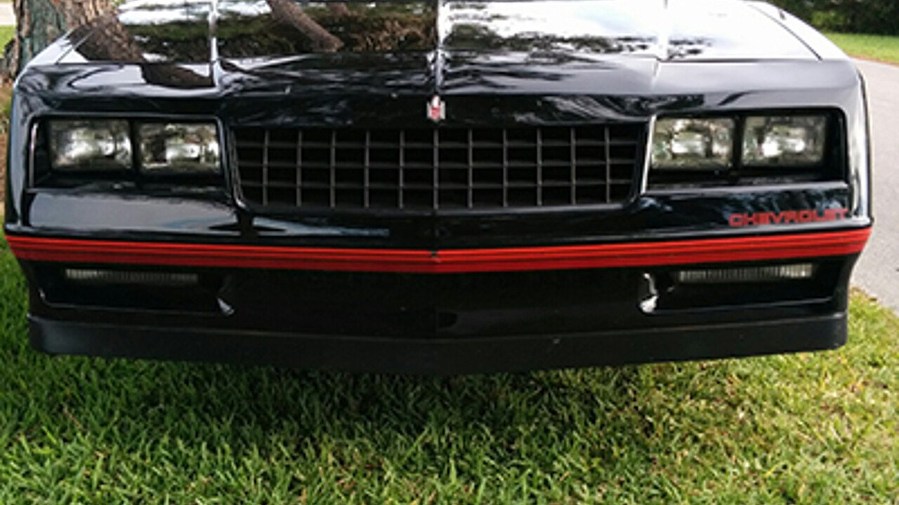 1987 Chevrolet Monte Carlo SS for sale 100761349