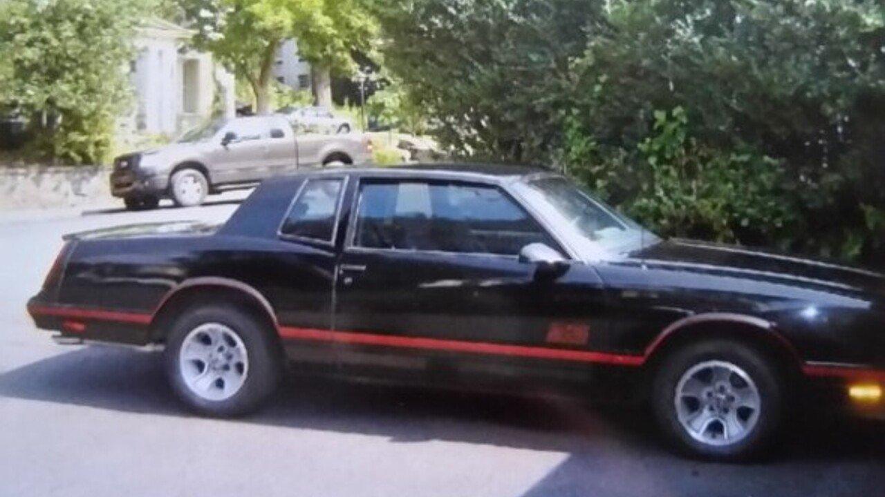 1987 chevrolet monte carlo ss for sale near las vegas nevada 89119 classics on autotrader. Black Bedroom Furniture Sets. Home Design Ideas