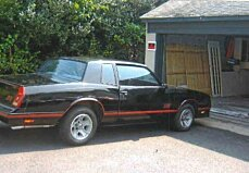 1987 Chevrolet Monte Carlo SS for sale 100791637